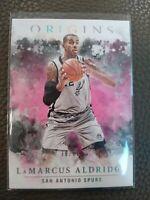 2020-21 Panini Origins Basketball LAMARCUS ALDRIDGE  38/60* San Antonio Spurs
