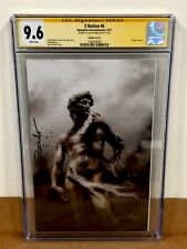 Z Nation #6 CGC 9.6 Lucio Parrillo Virgin Variant SS Signed by Parrillo