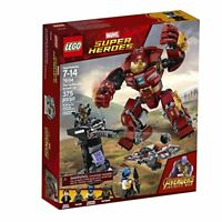 LEGO Marvel Super Heroes Avengers:Infinity War The Hulkbuster 76104 (375 Pcs)