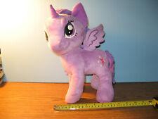 Hasbro My Little Pony Mlp stuffed doll toy animal Twilight Sparkle 2013