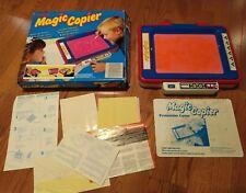 1992 Tyco Super Magic Copier Copy Machine Toy Retro Game