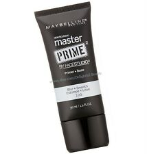 Maybelline MASTER PRIME Face Primer Blur + Smooth 100 - Sealed - 1.0 fl. oz.