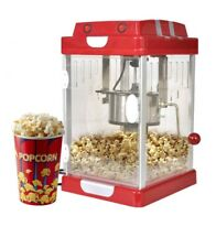 vidaXL 50177 Kino-Style  Popcorn Machine 2.5 OZ 310 W NEW