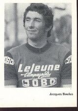 JACQUES BOULAS Cyclisme Cycling Campagnolo JOBO LEJEUNE cycles cycling radsport
