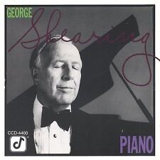 Piano by George Shearing (CD, Jan-1990, Concord Jazz)