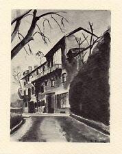 DRAVEIL - Carte postale neuve - L'Ermitage - Gisèle TAMISIER + Essonne