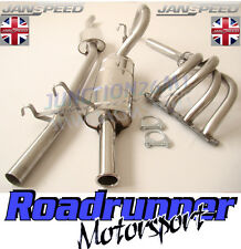 Janspeed Corolla AE86 RWD Exhaust Stainless Manifold & System SM435 & SS689