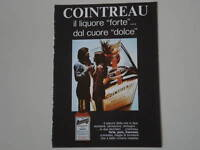 advertising Pubblicità 1971 COINTREAU