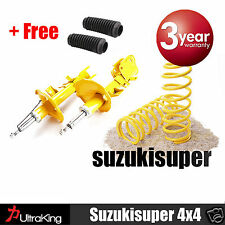 "2""  Suspension Lift Kit Nissan Pathfinder R50 Coil Springs 35m HD Shocks 1995-99"