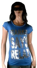 Amplified FRANKIE GOES à Hollywood SAY RELAX rock star VIP VINTAGE T-Shirt S/M