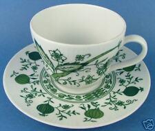 Seltmann Weiden Green Onion 1 Cup & 1 Saucer NICE