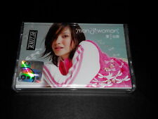 ANGELICA LEE 李心潔 - MAN & WOMAN  MALAYSIA CASSETTE