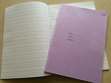 Exercise Book School Learning Help Handwriting Kids Stationary 48pg FREE POSTAGE