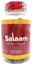 Salaam Nutritionals Multivitamin Halal Dietary Supplement - 90 Gummies