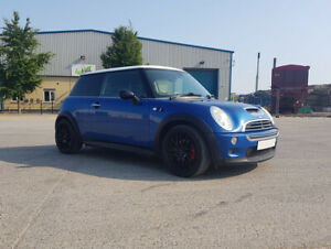 Mini Cooper S R53 Supercharged, 2005 Facelift
