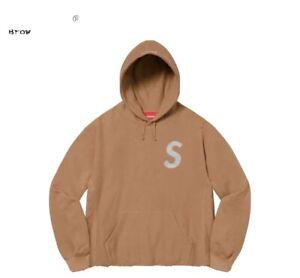 Supreme Swarovski S Hoodie Hooded Black Sweatshirt Size XXL Free Shipping RARE