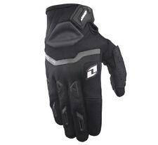 Gants noirs pour motocyclette Homme taille XS