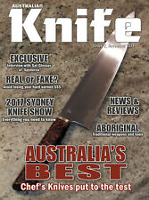 Australian Knife Magazine Edition 2 November 2017
