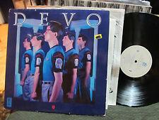 Devo New Traditionalists 1981 Warner Bros LP BSK 3595 w/POSTER +orderformsleeve!