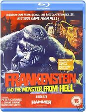Frankenstein and the Monster from Hell [1974] (Blu-ray)~~~~HAMMER~~~~NEW SEALED