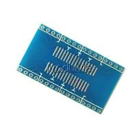 SOP32 to DIP32 1.27mm pitch Interposer board pcb Board Adapter Plate MO