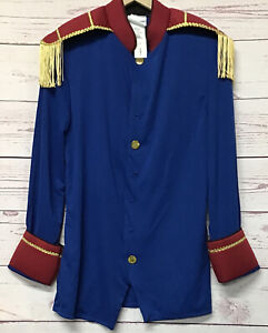 Story Book Prince Charming Costume Jacket By California Customers