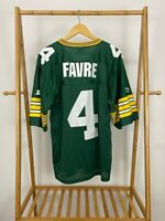 VTG Starter Green Bay Packers Brett Favre #4 NFL Jersey Men Size 46