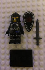 Lego Series 7 Evil Knight NEW RARE MINIFIGURE !!!