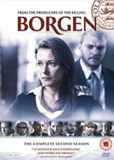 Borgen Complete Series 2 DVD All Episodes Second Season Original UK Release NEW