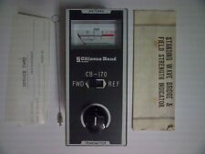 Recoton Cb170C Swr and Field Strength Meter in Original Box with Instructions