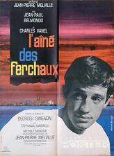 L'AINE DES FERCHAUX - AN HONORABLE YOUNG MAN - BELMONDO / MELVILLE / SIMENON