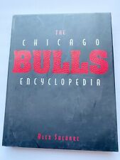 The Chicago Bulls Encyclopedia by Alex Sachare Hardback Book