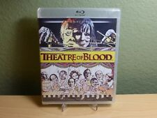 Theatre of Blood Vincent Price Blu-Ray Limited Edition of 3,000 Brand New Sealed
