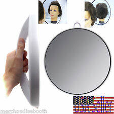 High Quality Glass Hand-Held Mirror STYLE Barber Salon Makeup Hair Stylist