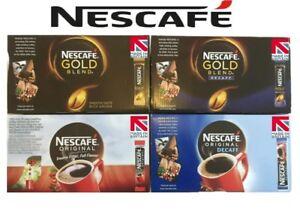 Nescafe Individual Cup Instant Coffee Sachets Sticks Popular Blends, UK Seller