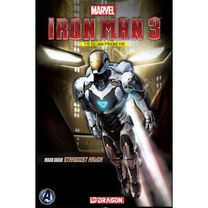 Dragon #38326 1/9 Iron Man 3 - Mark XXXIX - Starboost Armor