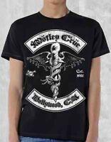 M,L,XL New Distressed Motley Crue Feelgood Hollywood Shirt badhabitmerch