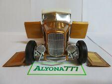 GMP / ACME 1/18 FORD 1932 HOT ROD Roadster Vintage Deuce DIECAST CAR MODEL *Rare