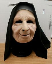 Nun For You Spirit Halloween Latex Mask Halloween 100819DBT4