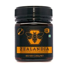 Manuka Honey Zealandia MGO 100+ | We craft certified Premium New Zealand Honey