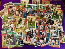 NFL FOOTBALL COLLECTION SPORTS CARDS - CHICAGO BEARS