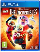 LEGO Die Unglaublichen (PS4) (NEU & OVP) (Blitzversand)