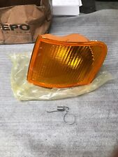 FORD ESCORT MK5 & ORION 1990-1994 N/S FRONT INDICATOR LEFT AMBER PASSENGER SIDE