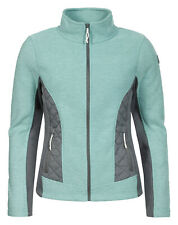 Icepeak - Lis, Fleecejacke Thermal-Jacke aus Materialmix , EMERALD
