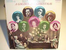 A Golden Age Christmas RCA Victor VIC-1882  VG / VG