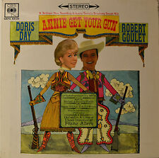 "DORIS DAY - Robert Goulet - Annie Get Your Pistolet 12 "" LP (O344)"