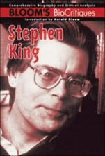 Stephen King (Bloom's Biocritiques)-ExLibrary
