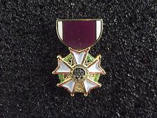 *(A19-017) US Orden Legion of Merit Medal US Zivil Pin Hutpin