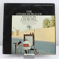 The Other World of Winston Churchill Vintage Vinyl Record LP VG+ SR 61033