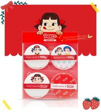 Holika Holika Sweet Peko Cushion Puff 4pcs, Limited! US Seller! Free Samples!
